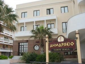 tvtv Δήμος Λουτρακίου Αγ Θεοδώρων Δημαρχείο