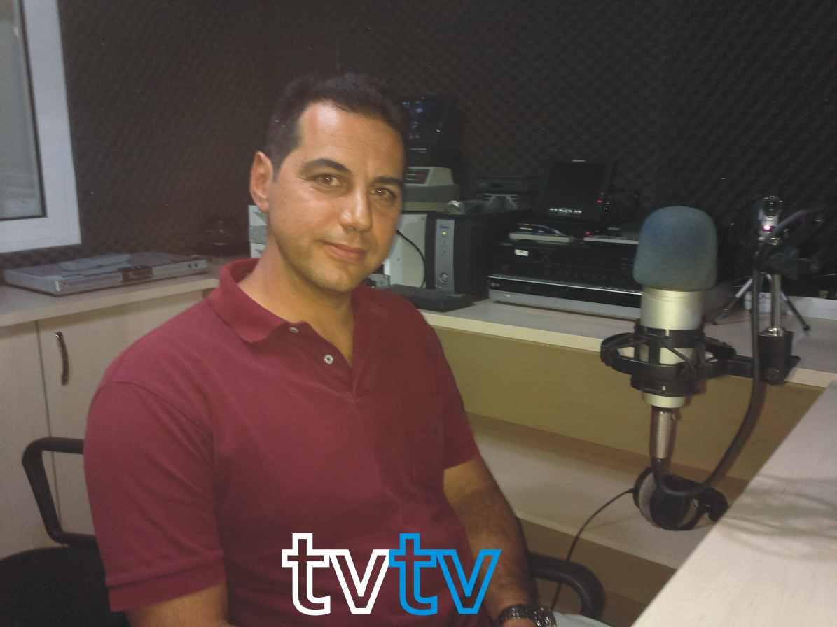 Σπύρος Καραβούλης Πρόεδρος LTO Λουτράκι συνέντευξη στον Lradio 87.5 και τον Κώστα Αντωνίου