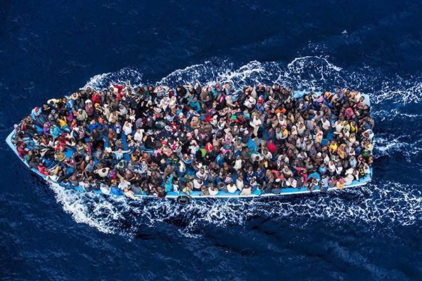 Όλο το 2014 σε δέκα συγκλονιστικές φωτογραφίες