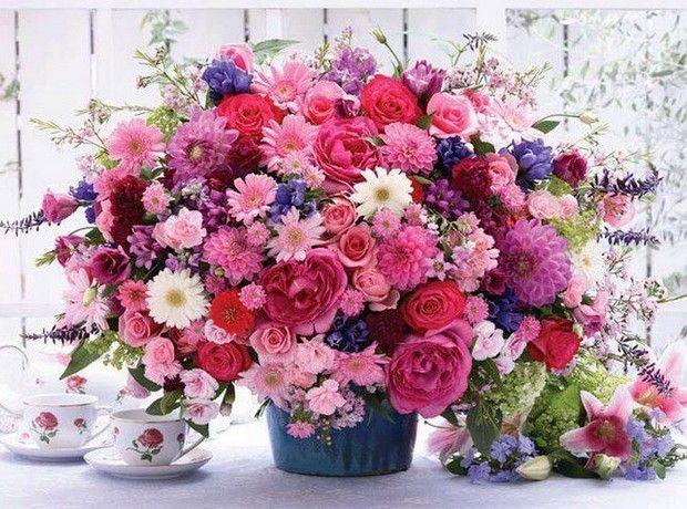 Μάθετε πως να Αλλάξετε τα λουλούδια της λαϊκής κάνοντάς τα ...