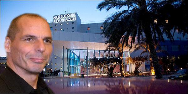 Casino Loutraki Varoufakis