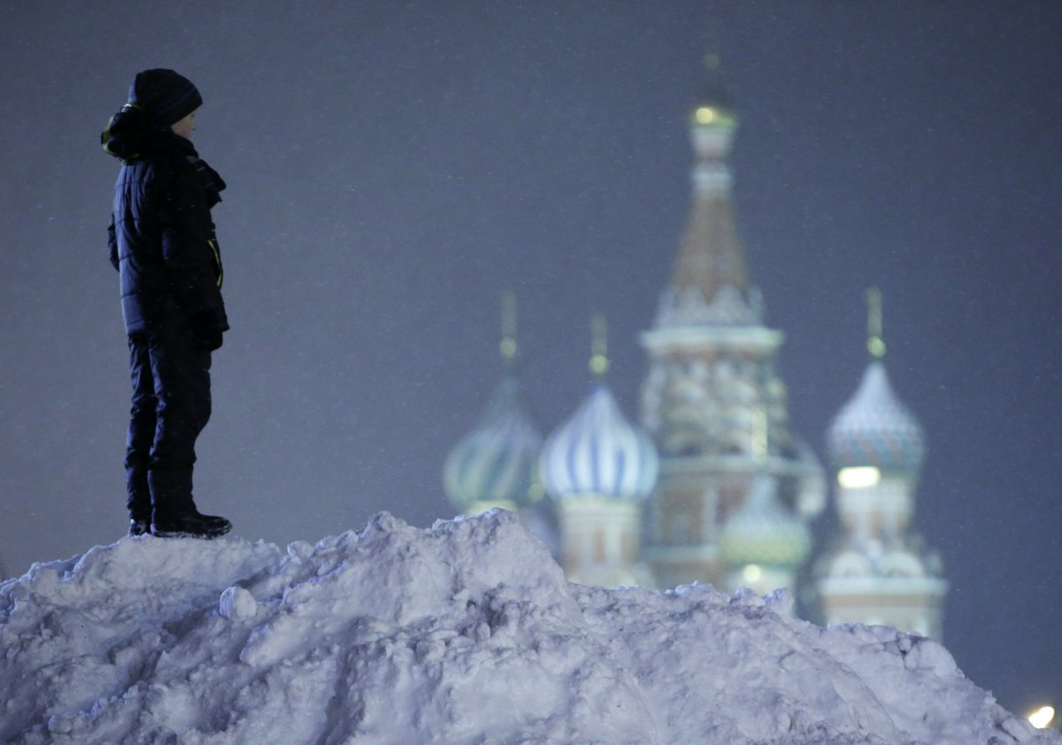 Russia will collapse ...