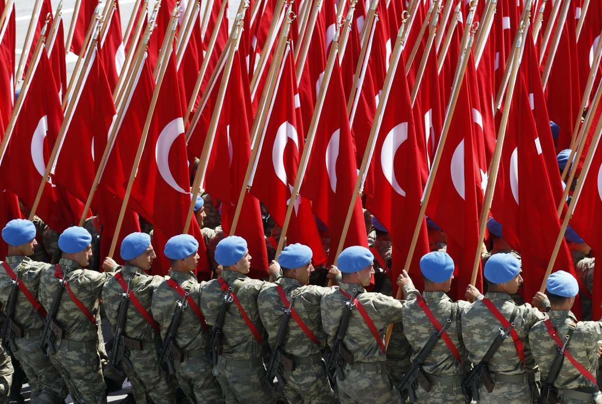 Turkey and the US will have to be close alliesbut for an unexpected reason.