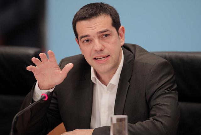 Εν αναμονή των νέων δηλώσεων του Πρωθυπουργού Αλέξη Τσίπρα