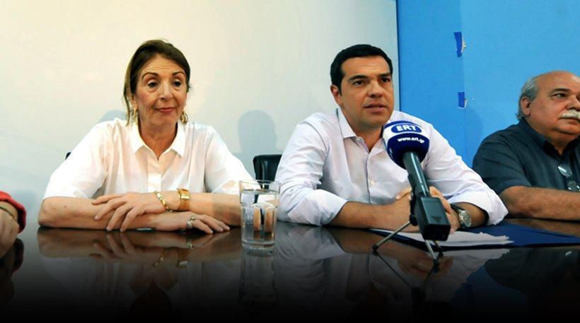Ο Τσίπρας ζητάει βοήθεια για το μεταναστευτικό από την ΕΕ