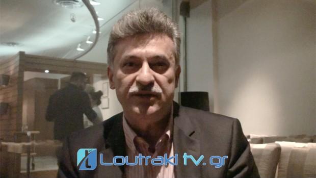 Πρόεδρος Επιμελητηρίου Κορινθίας Β. Νανόπουλος για συνεργασία LTO με Σύνδεσμο Οινοποιών Νεμέας