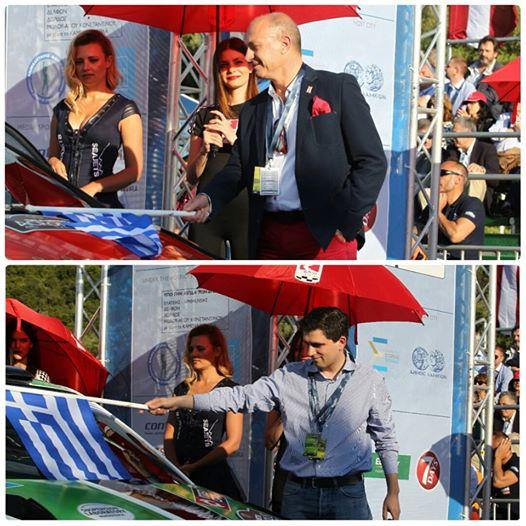 Δήμαρχος Γ. Γκιώνης χάσαμε το Rally Acropolis, φαίνεται ότι η Περιφέρεια δεν το βάζει προτεραιότητα [Video]