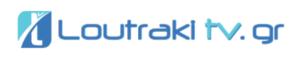 loutrakitv.gr logo