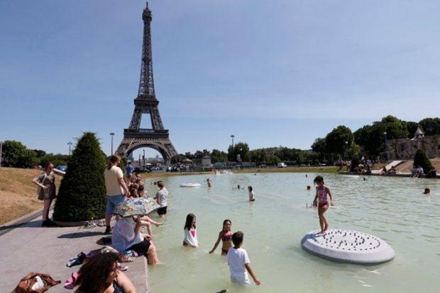 Πρωτοφανές κύμα καύσωνα στην Ευρώπη - Έρχεται και στην Ελλάδα, θα χτυπήσει 40°C το Σαββατοκύριακο!