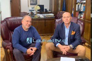 Ο Υποψήφιος Δήμαρχος Γιώργος Γκιώνης απαντά στις ερωτήσεις που του θέσατε μέσω του Loutrakitv.gr