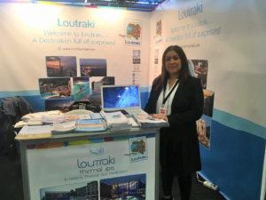 O Τουριστικός Οργανισμός Λουτρακίου συμμετείχε στην Διεθνή Τουριστική Έκθεση «SENIOR MESSE»