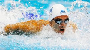 Ευρωπαϊκό Πρωτάθλημα Kολύμβησης: Στην κορυφή ο Βαζαίος με δύο μετάλλια