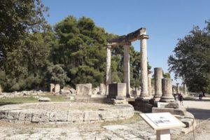 Παγκόσμιο εκπαιδευτικό κέντρο η Αρχαία Ολυμπία