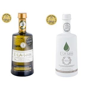 «Χρυσό Βραβείο από το ΕΚΠΑ για την E-LA-WON»