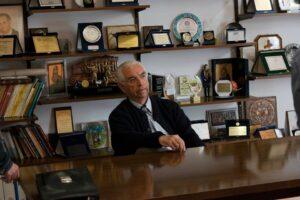 Ο Πρόεδρος του «Ίβυκου» Δ. Ζόγκας για την παραίτησή του