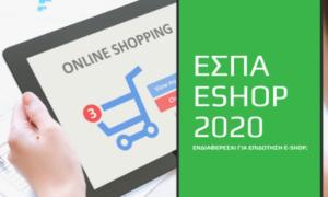 Επιχορηγήσεις για τη δημιουργία e-shop έως 30.000 ευρώ ανακοίνωσε ο υφυπουργός Ανάπτυξης Νίκος Παπαθανάσης