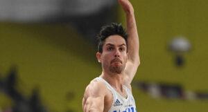 «Χρυσός» Τεντόγλου στο Ευρωπαϊκό πρωτάθλημα κλειστού στίβου - «Πέταξε» στα 8.35