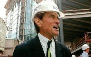 Νεκρός σε τροχαίο ο διαπρεπής αρχιτέκτονας διεθνούς φήμης Χέλμουτ Γιαν