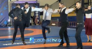 Ο χορός του Υφυπουργού Λευτέρη Αυγενάκη [βίντεο]